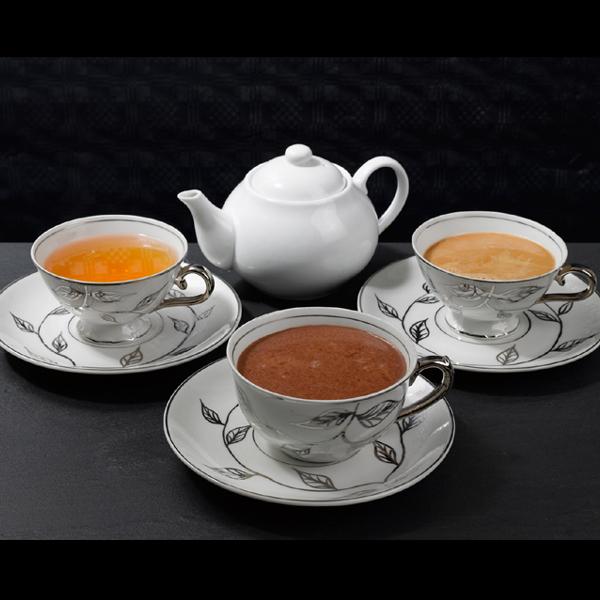 Elaborados con la mejor selección de cacaos, cafés y tés del mundo. Gran variedad de orígenes