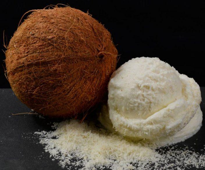 Con cocos seleccionados