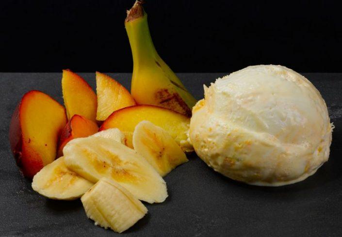 Con frutas naturales.
